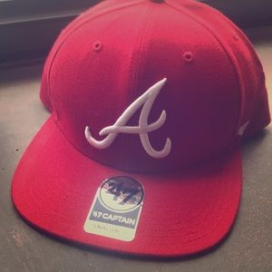 Atlanta's Braves Flat bill
